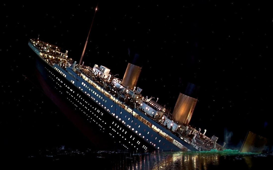 Британским туристам предложат экскурсию к обломкам «Титаника»