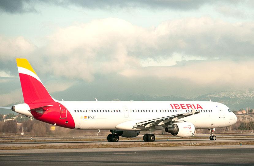 Компания Iberia запустит аукцион по продаже авиабилетов в Москву на ЧМ-2018