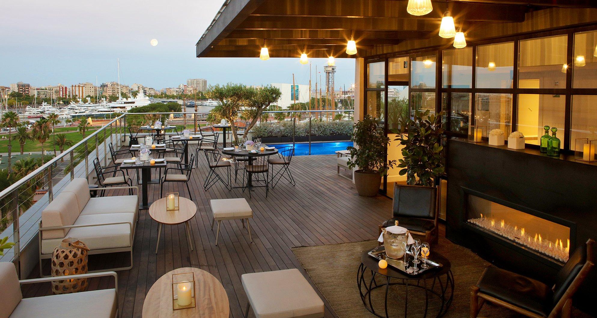 Средняя цена номера в испанских отелях выросла за год на 5,6%