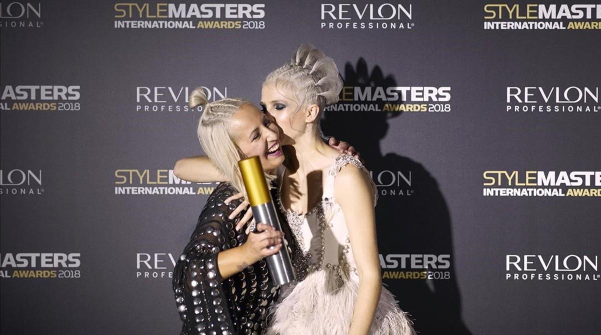 Испанка Мария Монтес стала лучшим парикмахером на международном уровне