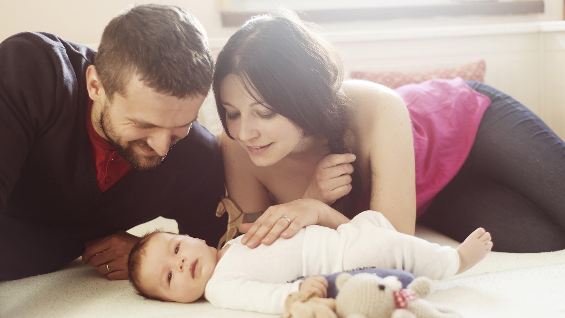 Как меняется жизнь испанцев после рождения ребенка