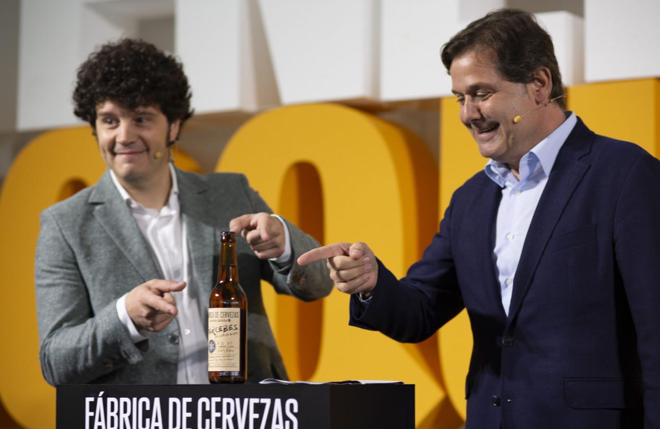 Новинка от Estrella Galicia – пиво с привкусом «морского трюфеля»