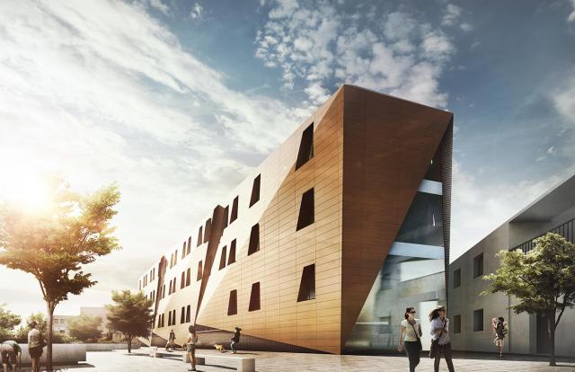 В Малаге к 2020 году построят новое современное общежитие для студентов