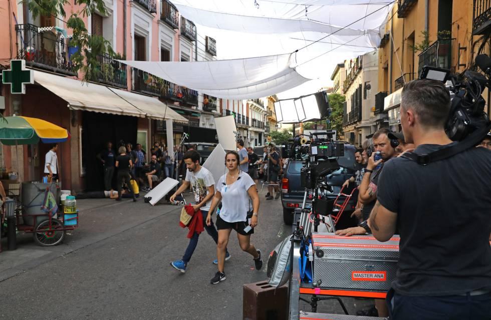 В Мадриде прошли съемки шестой части «Терминатора»