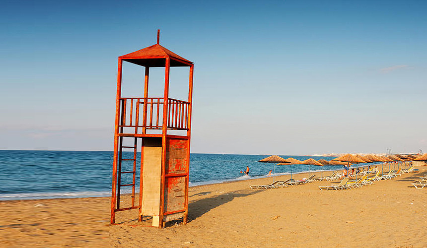 Украинцы стали активнее посещать Крит, Салоники и Родос