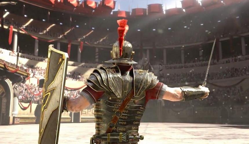 В Рим вернули гладиаторские бои