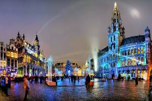 Забастовка на транспорте и саммит НАТО осложнят передвижение по Брюсселю