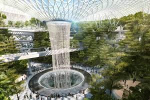 Аэропорт Сингапура продолжит удивлять пассажиров