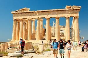 Билеты в Акрополь и другие музеи Греции теперь можно купить онлайн