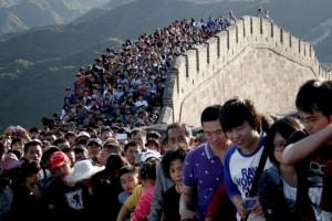 Китай отменят визы для российских туристов