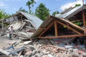 На острове рядом с Бали произошло мощное землетрясение. Есть жертвы