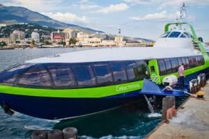 Запущены новые маршруты между курортами Черного моря