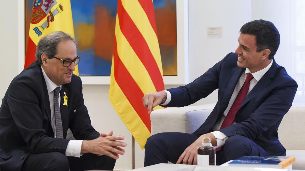 Правительство социалистов и каталонские сепаратисты выразили готовность продолжить диалог