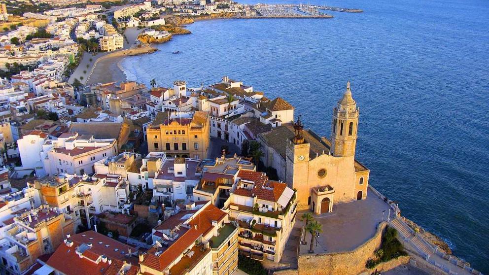 Ситжес – главное туристическое направление провинции Барселона, по мнению ее жителей