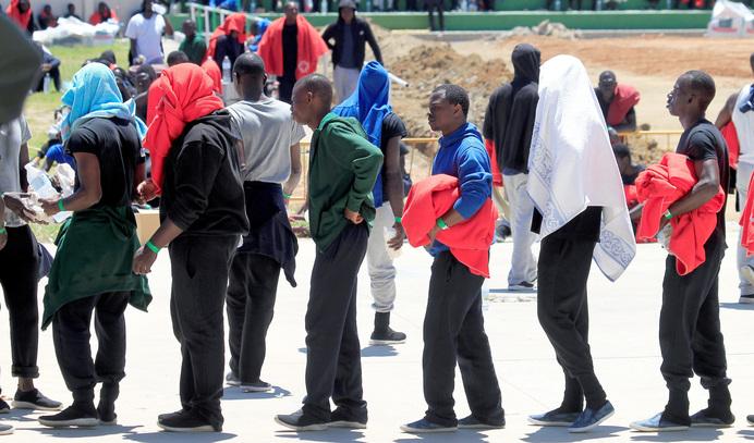 Правительство признает наличие кризисной ситуации в связи с массовым притоком иммигрантов