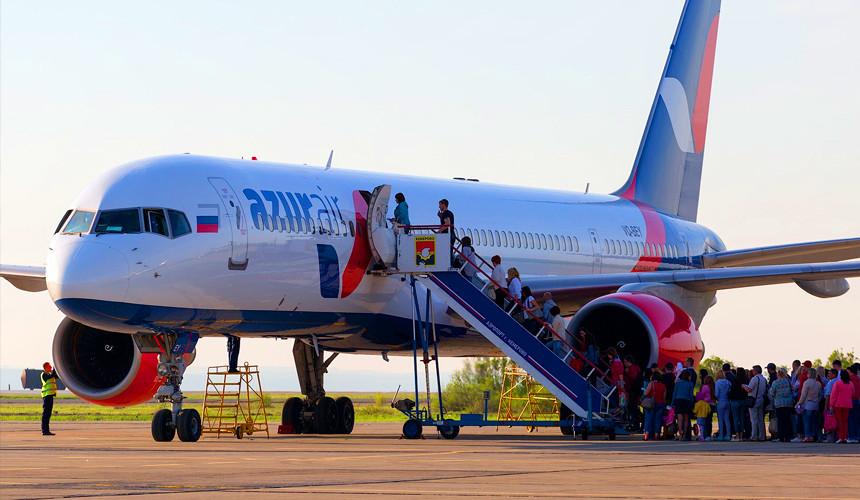 Ещё один туроператор перенёс свою чартерную программу в Тунис на Azur Air