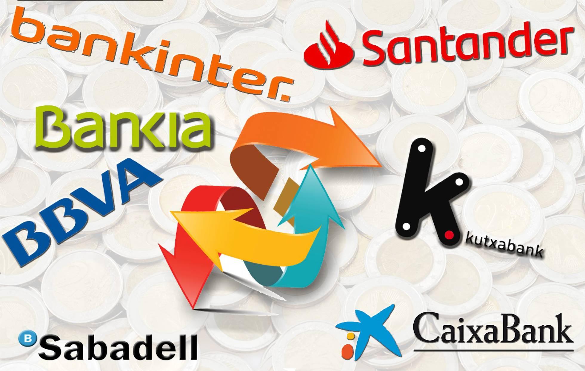 В Испании заработает система «переноса» счета из одного банка в другой с сохранением всех привязанных к нему операций