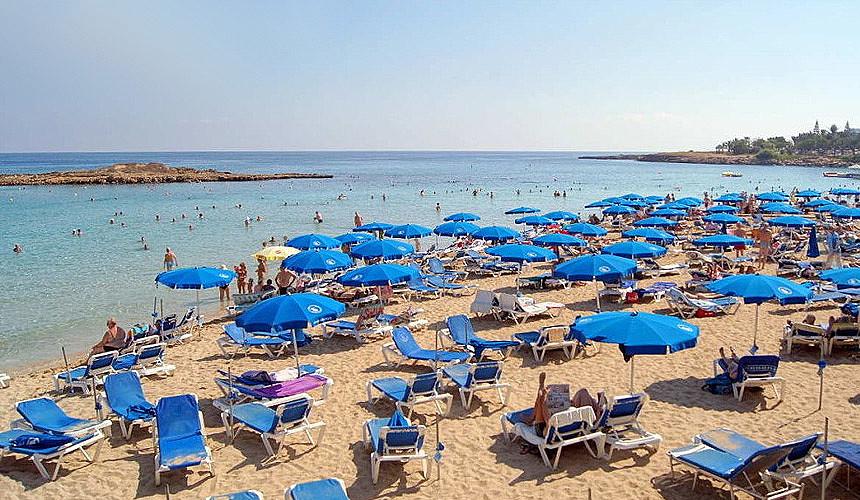 Отдохнуть на Кипре можно по цене перелёта