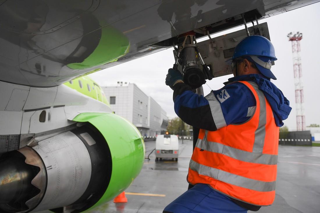 ФАС: стоимость топлива для авиаперевозчиков практически не изменилась