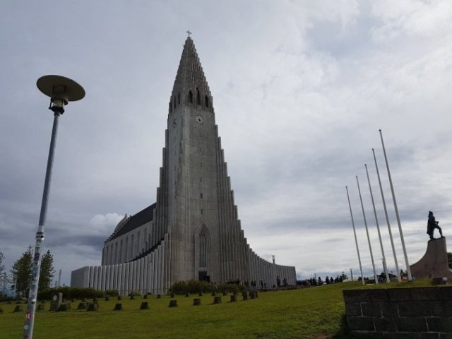 Инопланетная Исландия. Эпизод первый