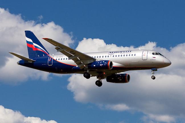 «Аэрофлот» полетел в Бургас