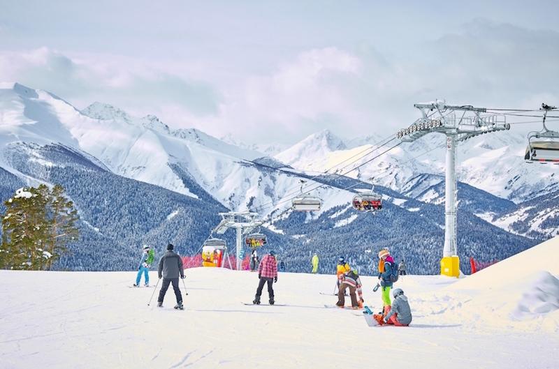 На развитие туристических кластеров Северного Кавказа выделено почти 18 млрд рублей