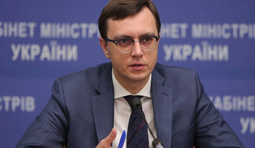 Владимир Омелян рассказал, когда будет подписан договор об открытом небе с ЕС