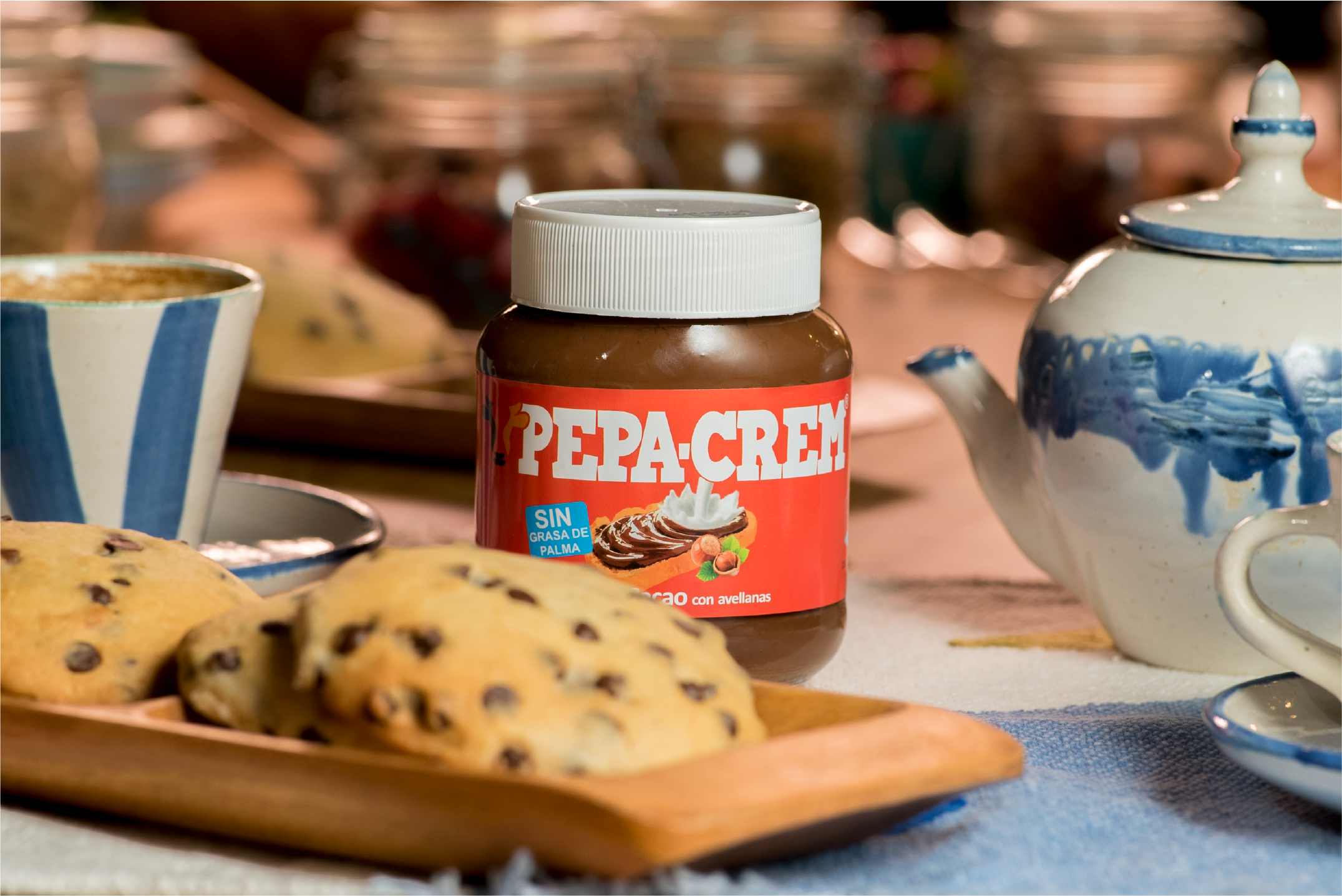 Шоколадная паста из Севильи бьет рекорды продаж на Amazon