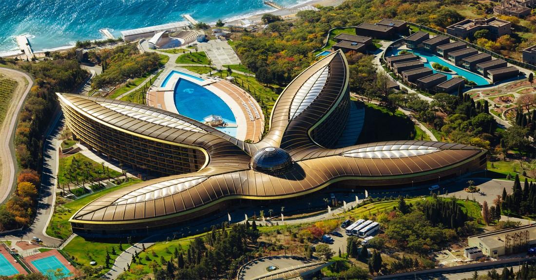 Названы российские лауреаты «Mriya Resort & Spa»