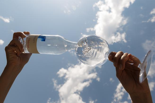 Любимая минеральная вода Сальвадора Дали вновь поступит в продажу