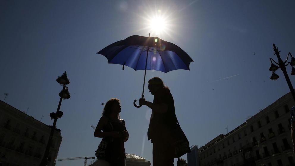 С наступлением августа первая «волна» жары накроет почти всю Испанию
