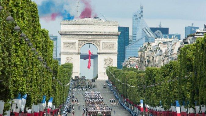 В честь взятия Бастилии Мариуполь станет Парижем