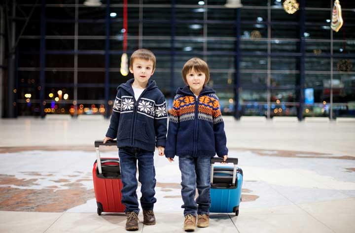 Исследование: ТОП направлений для самостоятельных поездок детей
