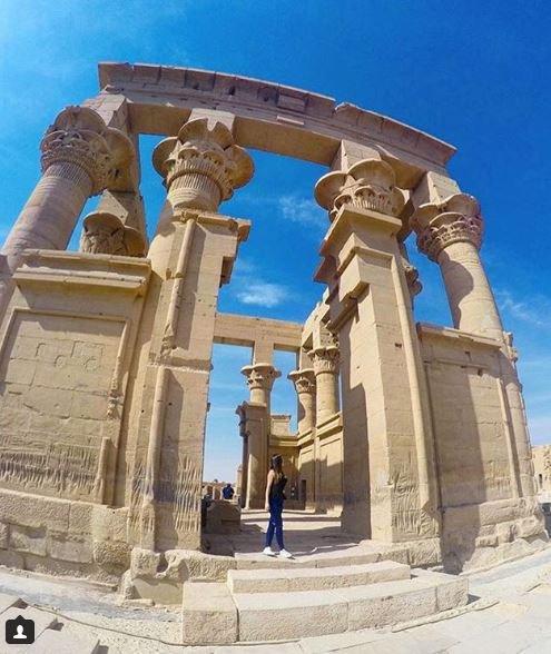 Министерство туризма Египта будет продвигать страну для туристов через Instagram
