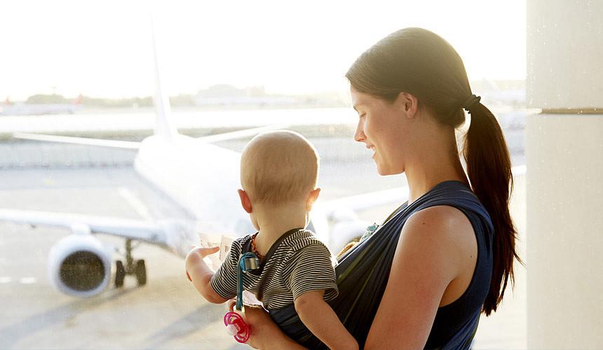 С ребенком на отдых: разрешения от второго родителя скоро не понадобится