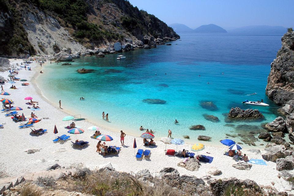 Министр туризма Греции отчиталась о 20% роста турпотока