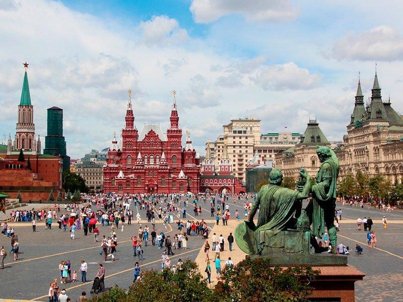 АТОР: в 2019 году въездной турпоток в РФ может вырасти на 20%