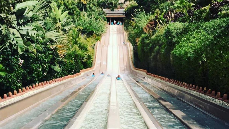 Лучшие парки развлечений Испании