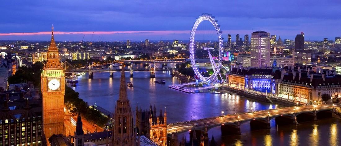 В 2017 году российские туристы показали 55% прирост по Великобритании
