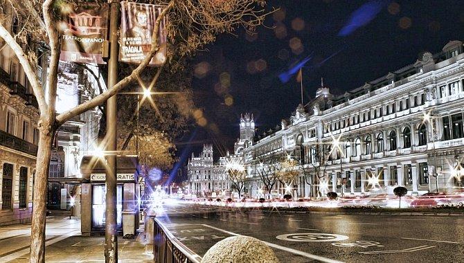 Въезд в центр Мадрида будет ограничен с ноября
