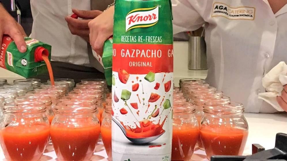 Новая марка гаспачо появится в Испании