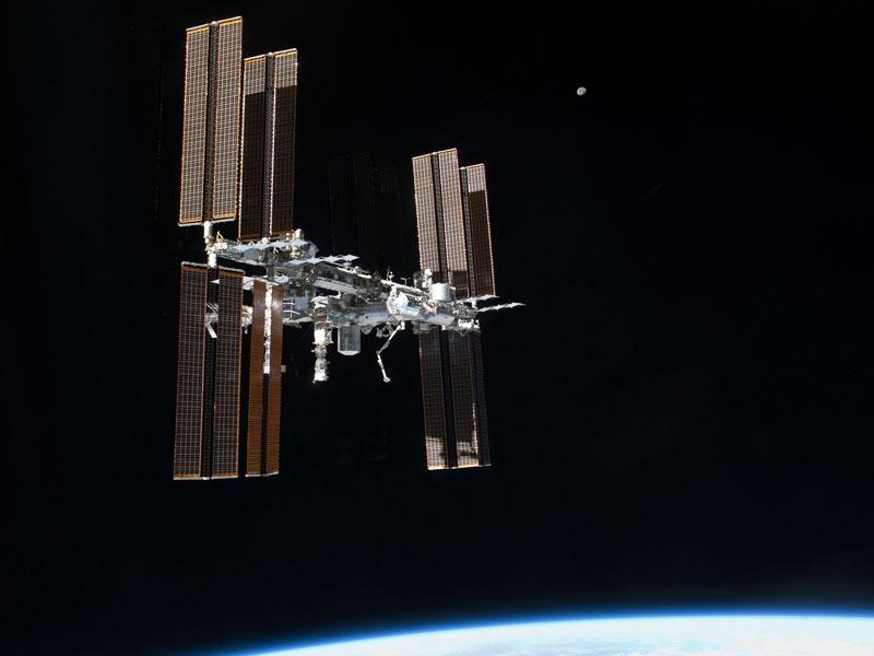 На МКС предложили построить туристический модуль