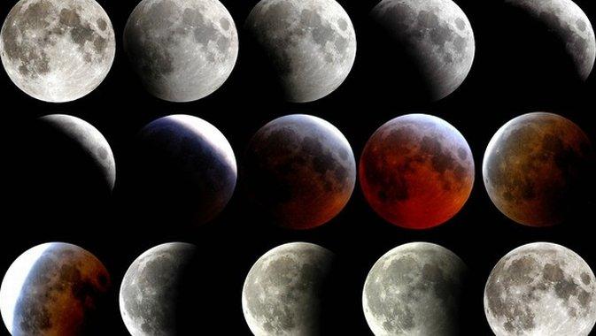 В Украине можно увидеть самое длинное лунное затмение XXI века