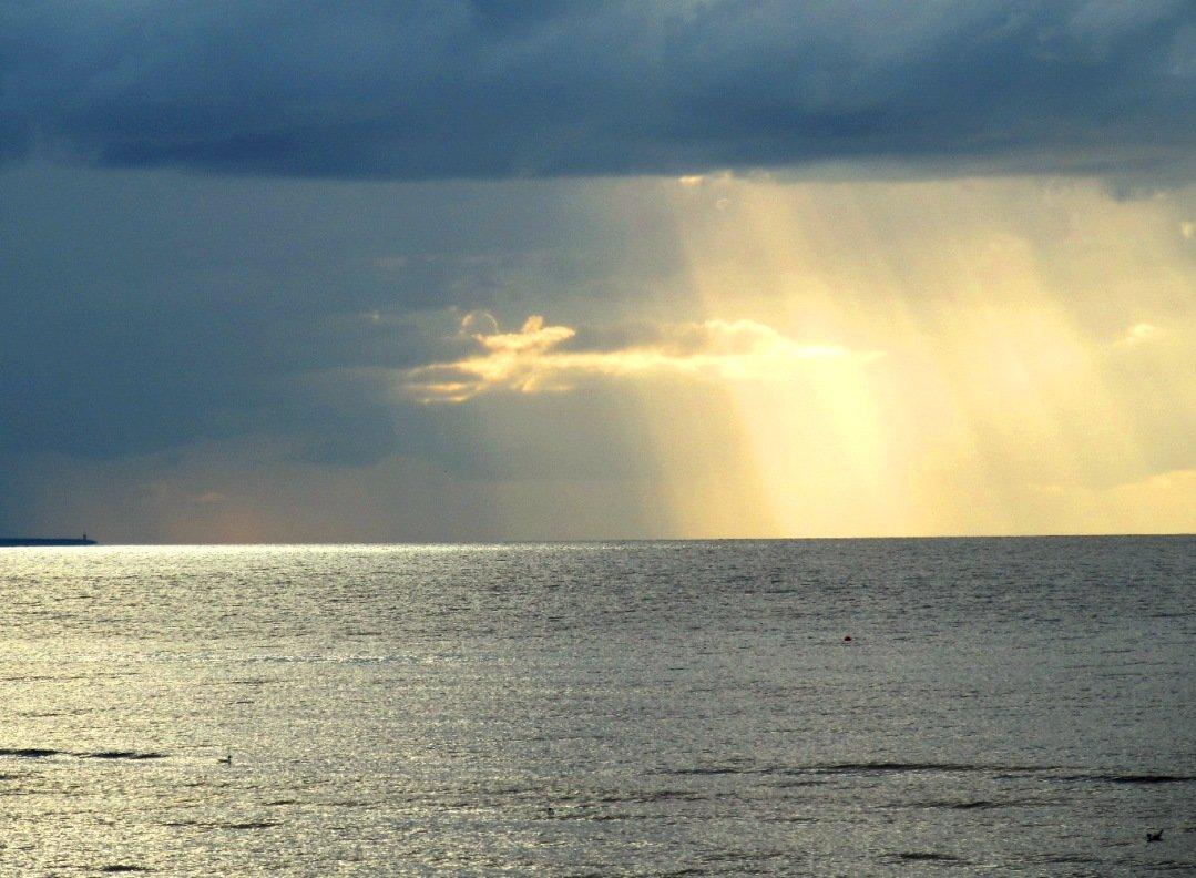 После дождей в Крыму лучше не купаться