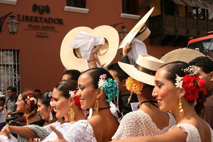 Перуанцы европейского и смешанного происхождения. Фото: Википедия