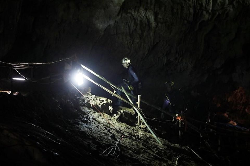 В Таиланде пещеру, где чуть не погибли дети, сделают туристическим объектом