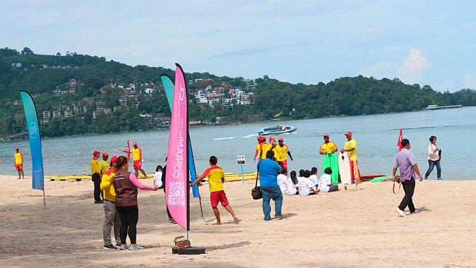 Умные пляжи появятся на Пхукете