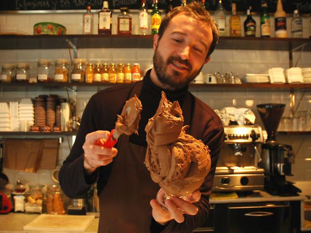 Лучшие кафе-мороженое для жарких дней в Барселоне