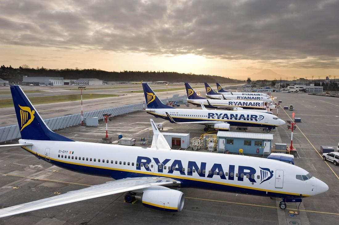 От забастовки RyanAir могут пострадать до 100 тыс. туристов