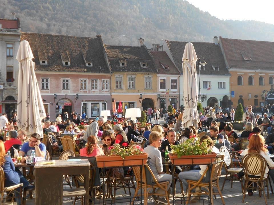 В Румынии насчитали 20% иностранных туристов